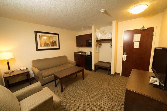 Slave Lake, Canadá: Suite