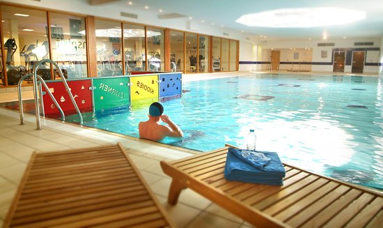 Carlow, Irlanda: Inspirit Swimming Pool