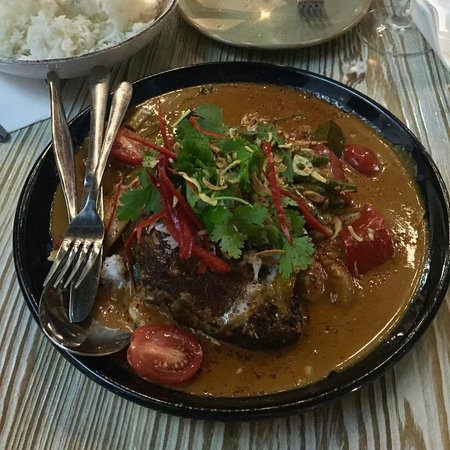 Mount Lawley, Australien: The duck curry is fantastic