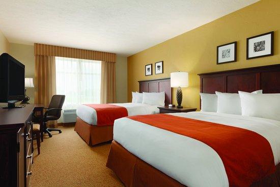 Wilson, NC: Guest Room