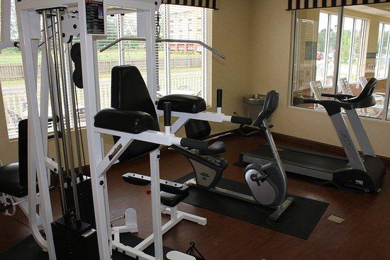 Wilson, NC: Exercise Room