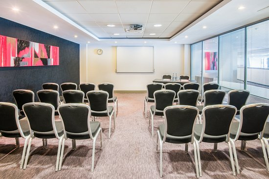 Crowne Plaza Manchester City Centre: Meeting Room