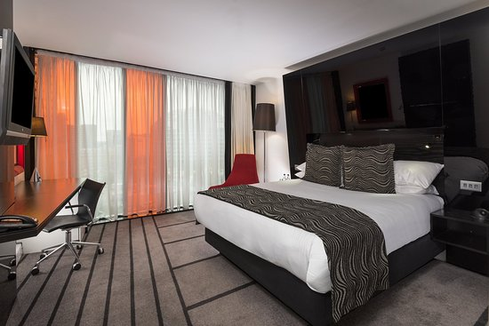 Crowne Plaza Manchester City Centre: Guest Room