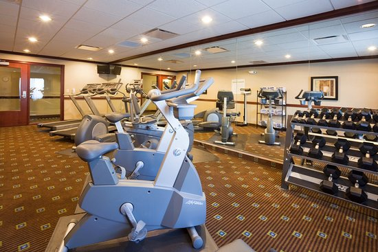Winona, MN: Fitness Center