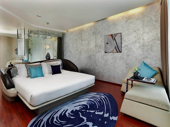 Hotel Baraquda Pattaya - MGallery by Sofitel: Guest Room