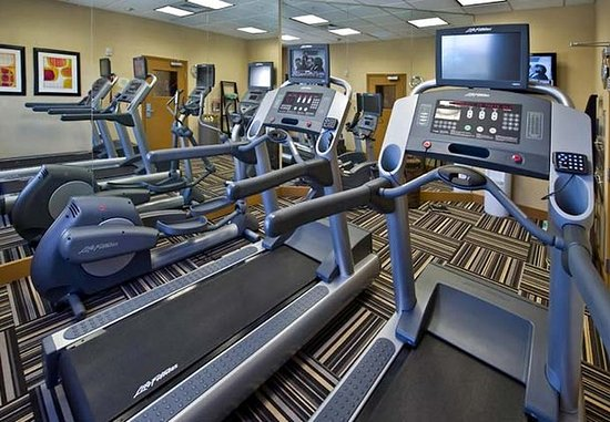 Hattiesburg, MS: Fitness Center