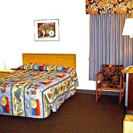 Apple Tree Inn: Bed Queen