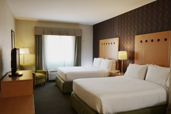 Holiday Inn Express Hotel & Suites Monterrey Aeropuerto: 2 QUEEN BEDS NONSMOKING