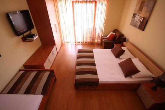 Podstrana, Κροατία: Apartment 2+1 People