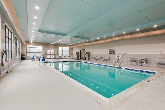 Hampton Inn White House Indoor Pool