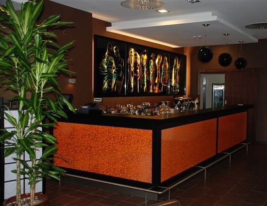 Ruben Hotel: Bar/Lounge
