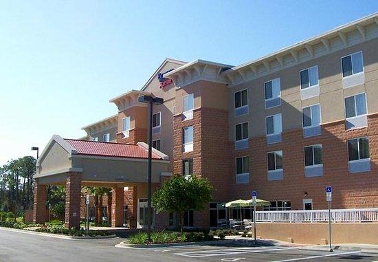 Fairfield Inn Amp Suites Palm Coast I 95 Fl Updated 2017