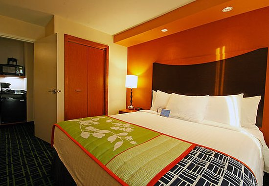 Turlock, Kaliforniya: One-Bedroom Suite