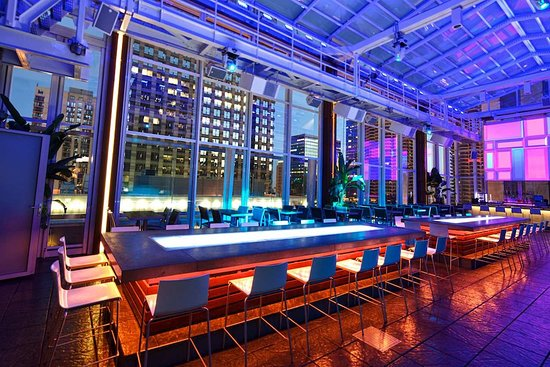 TheWit   A DoubleTree By Hilton: Roof Tables