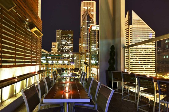 TheWit   A DoubleTree By Hilton: Roof Outdoor
