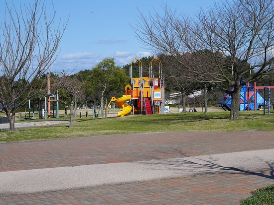 Genkai-cho, Japan: 屋外遊戯施設