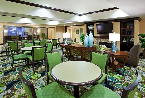 Holiday Inn Express Columbus - Dublin: Breakfast Bar