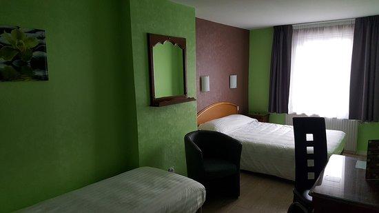 Remiremont, Francia: chambre confort