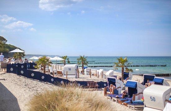 Ostseebad Heiligendamm, Almanya: Beach Bar