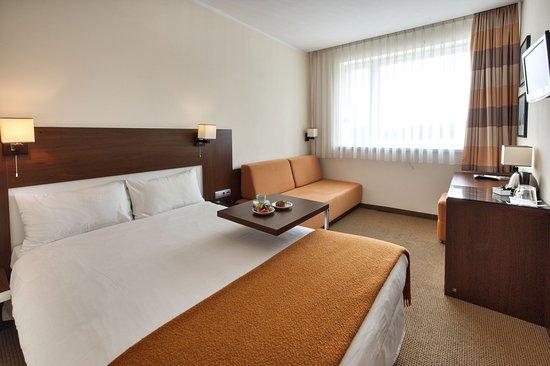 Pyrzowice, Polonia: Single/Double Room
