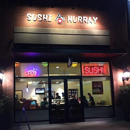 West Linn, OR: Sushi Hurray