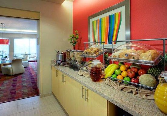 ลูอิสวิลล์, เท็กซัส: Breakfast Area