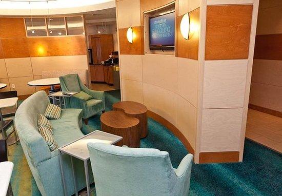 Lynchburg, VA: Lobby Lounge Area