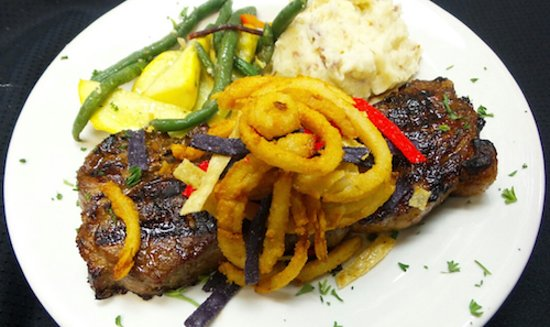 Bowling Green, OH: Valdez New York Strip
