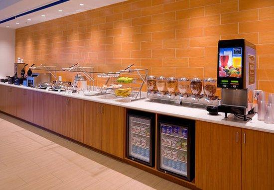 Vernal, UT: Breakfast Bar