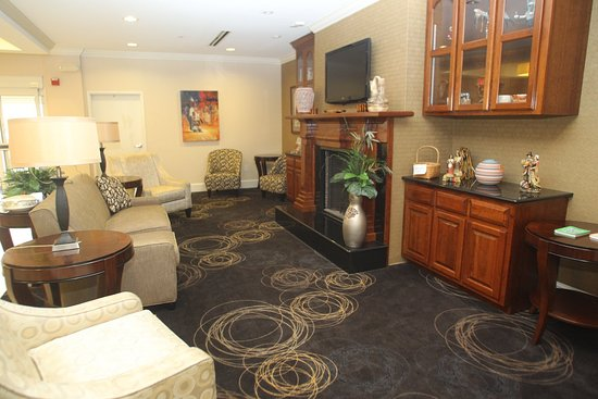 Pembroke, Carolina del Norte: Hotel Lobby