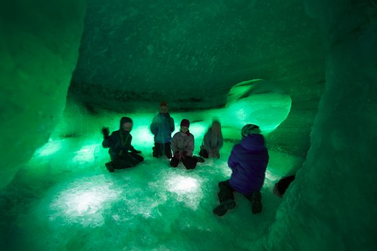 Lom, Noruega: The climate park is a great activity for the whole family!