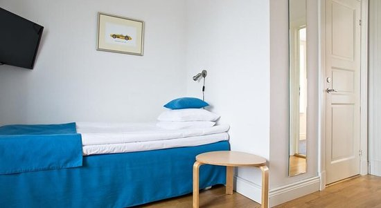 Nyköping, Švédsko: Single Room