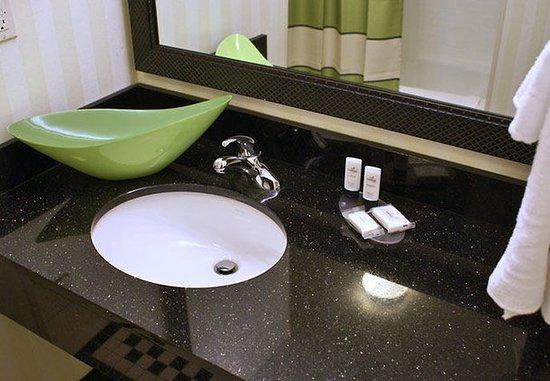 Kingsburg, Kalifornia: Guest Bathroom