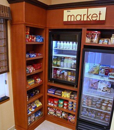 Kingsburg, Kalifornia: The Market