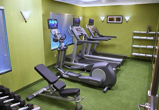 Kingsburg, CA: Fitness Room