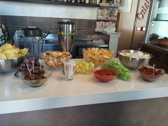 Cavenago di Brianza, Italia: Aperitivo