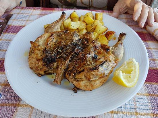 Morlupo, Itália: Polletto con Patate