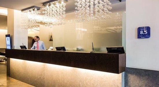 Marivaux Hotel: Lobby