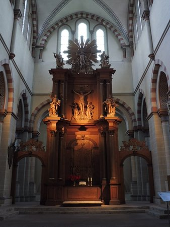 Vienenburg, Tyskland: Inside the Church