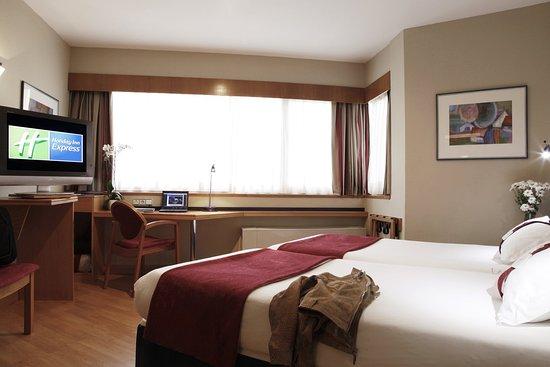 Tres Cantos, Spanien: Twin Bedroom