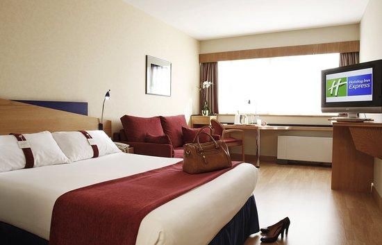 Tres Cantos, Spanien: Guest Room