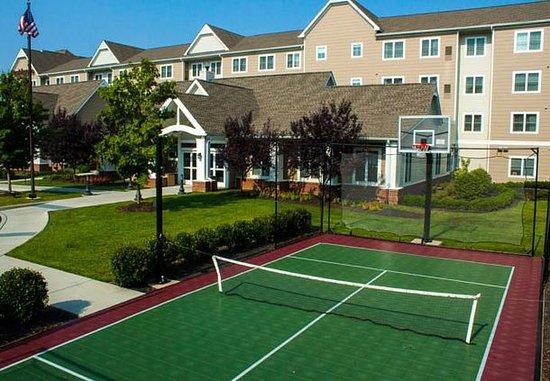 Chester, VA: Sport Court