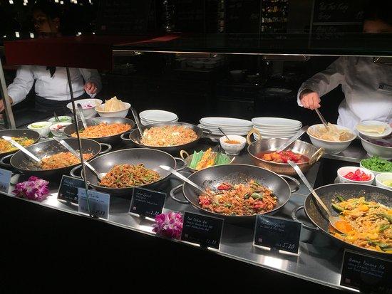 asian restaurant zurich