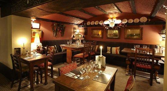 Shibden, UK: Restaurant