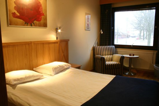 Hjo, Sverige: Standard single room