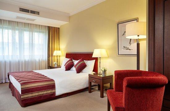 Corinthia Hotel Budapest: Grand Residence Bedroom