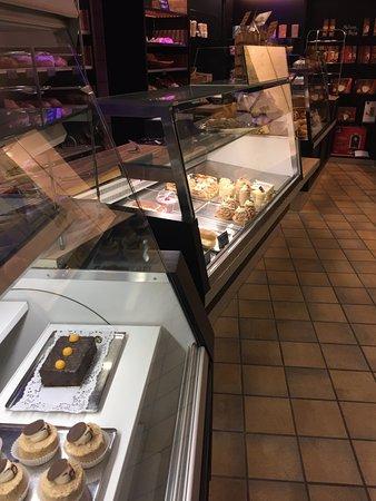 Steckborn, Suiza: Die Bäckerei Meier: Verkaufslokal