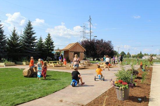 Fond du Lac, Висконсин: Exploring WinnePLAYgo