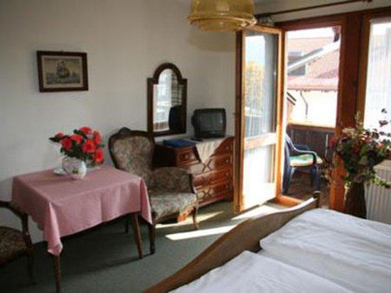 Bad Wiessee, Germany: Doubleroom with balcony