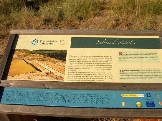 Nuevalos, Hiszpania: Salinas de Nuévalos